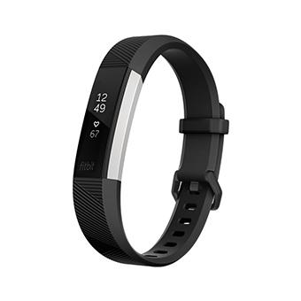 Vòng tay thông minh Fitbit Alta HR chính hãng bản Gunmetal-size S/L